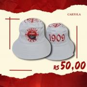 CARTOLA PORTÃO 7 - BRANCA