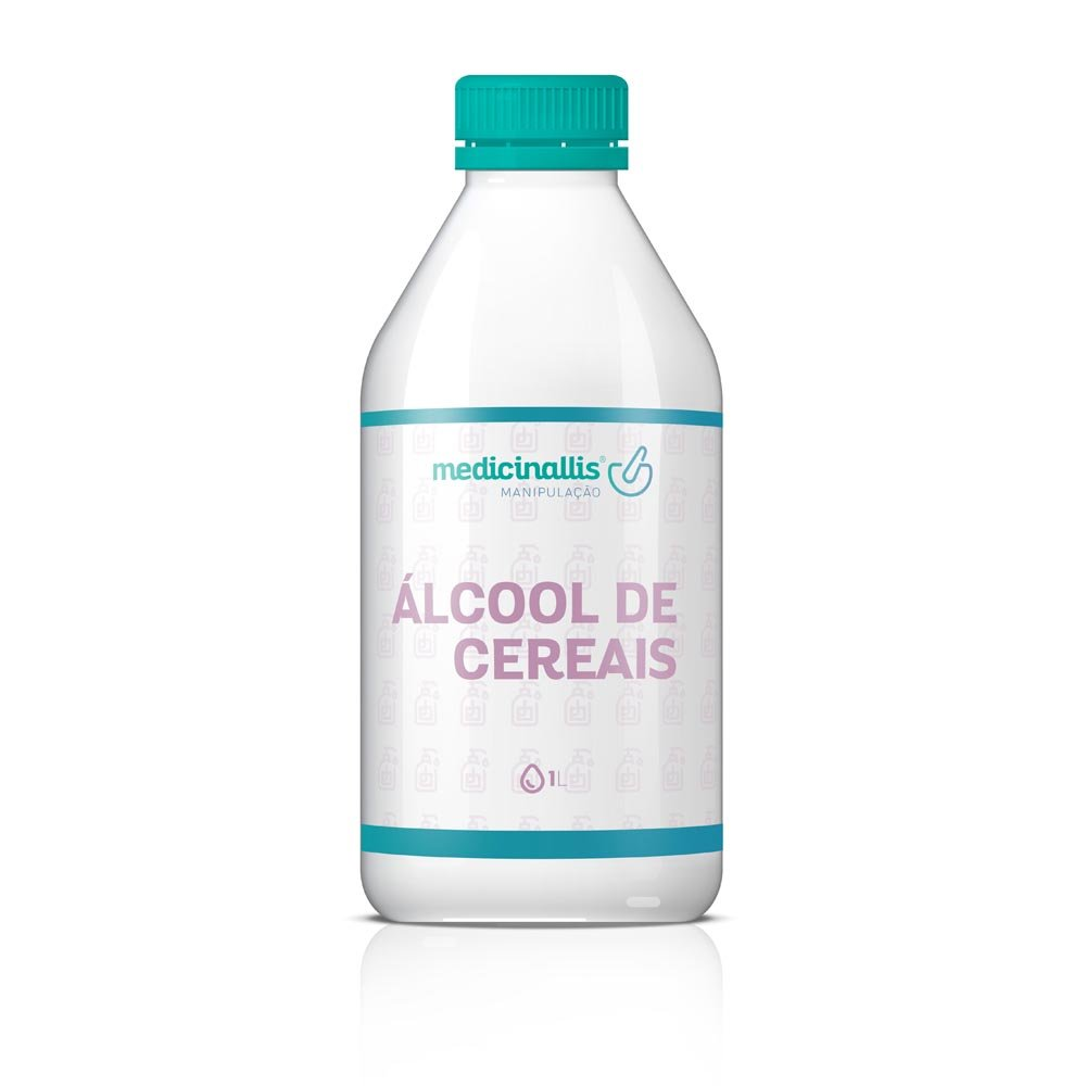 Álcool De Cereais
