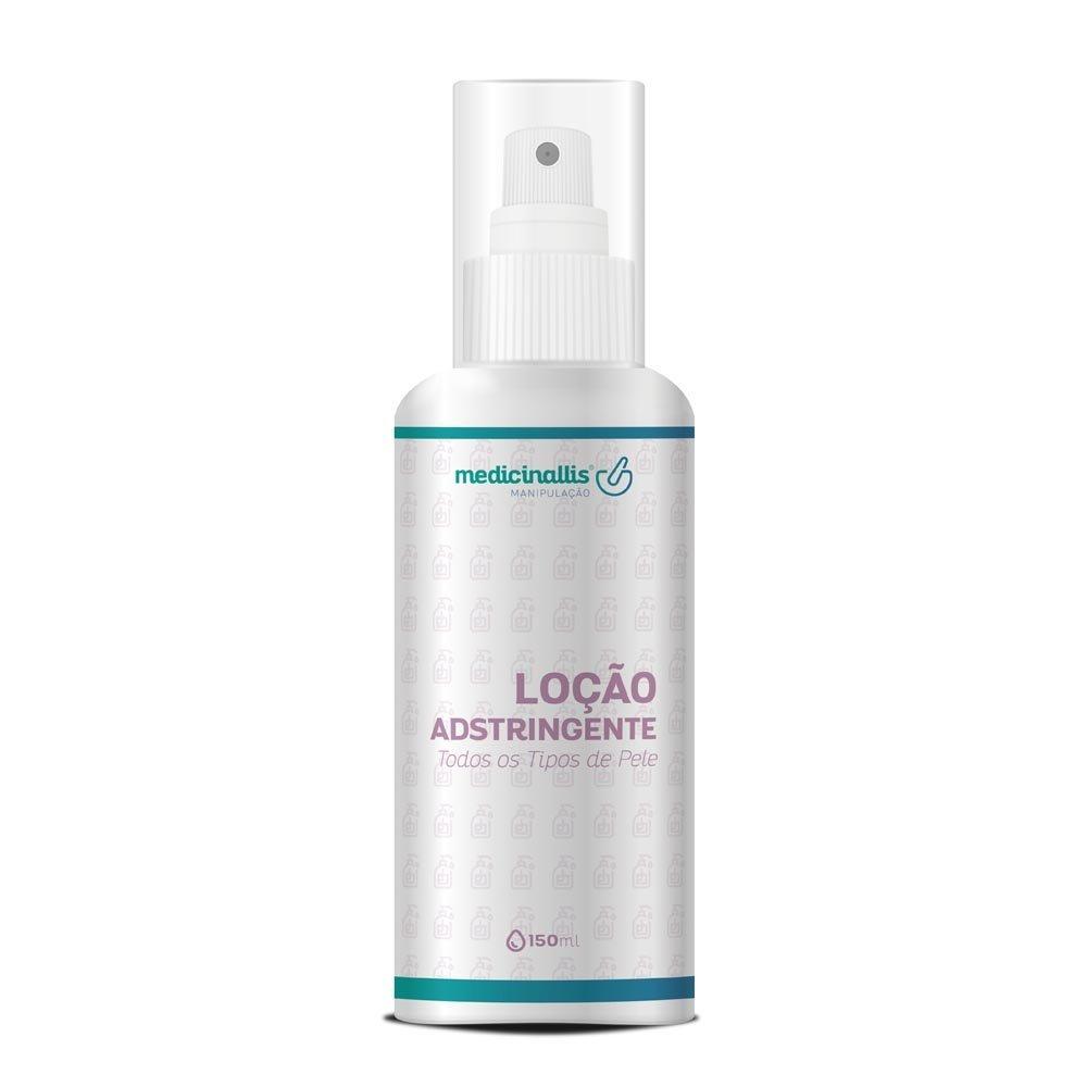 Loção tônica Adstringente 100ml (todos os tipos de pele)