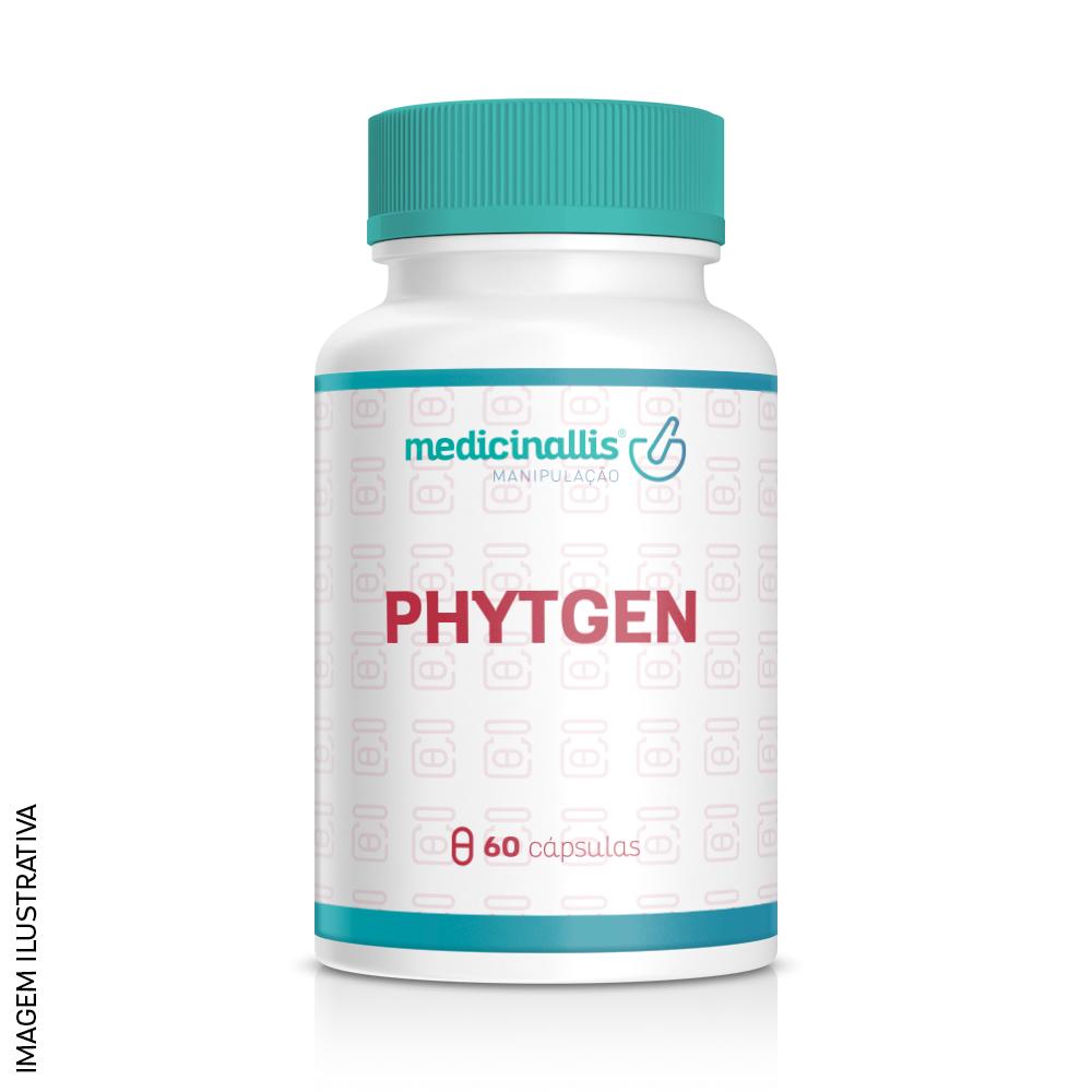 Phytgen 200mg 60cáps
