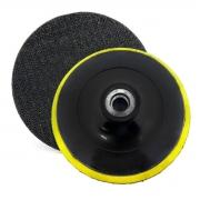 Base De Lixa Disco com Velcro 125 X M14 para Lixadeira/Furadeira