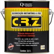 Crz Composto Galvanização A Frio 3,6 Litro Quimatic Tapmatic