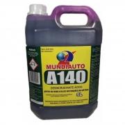 Desincrustante Ácido A140 - 5 Litros Mundiauto