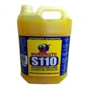 Detergente Para Lavar Veiculos 5 Litros S110 Lava Carros - Mundiauto