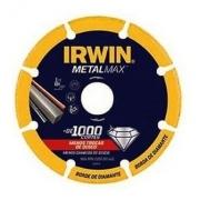 Disco De Corte Diamantado Metalmax Irwin 7 X 7/8
