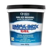 Limpa Inox Gel 850gr Quimatic Tapmatic