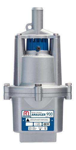 Bomba Submersa Anauger 900 5g Sapo 450w 220v