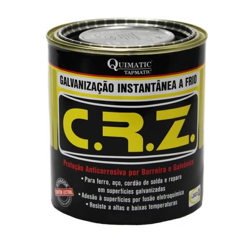 Crz Composto Galvanização A Frio 225 Ml Quimatic
