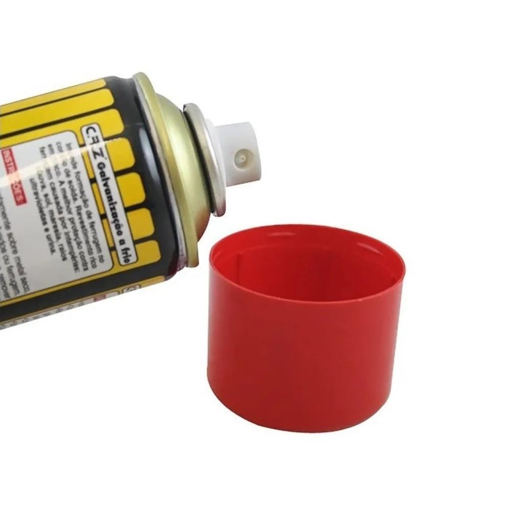 CRZ Galvanização Instantânea a Frio Anticorrosivo 300 ml