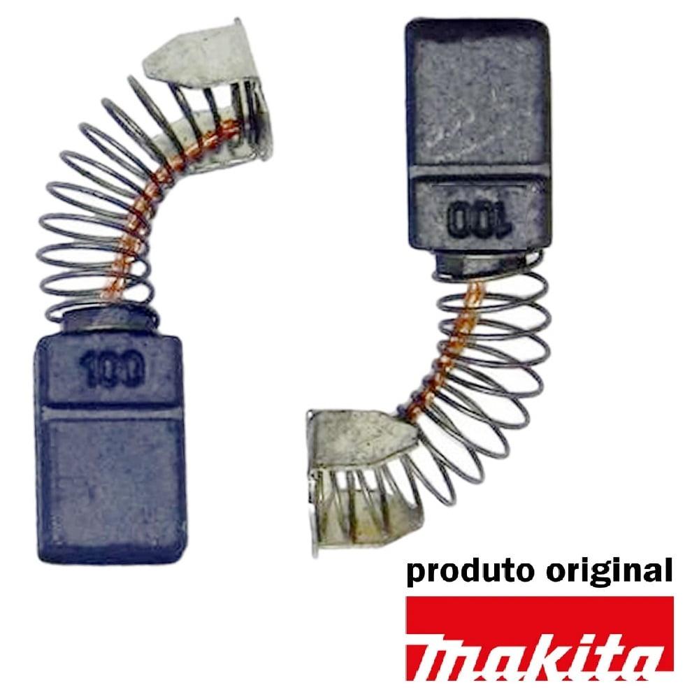 Escova De Carvão CB-100 Original Makita