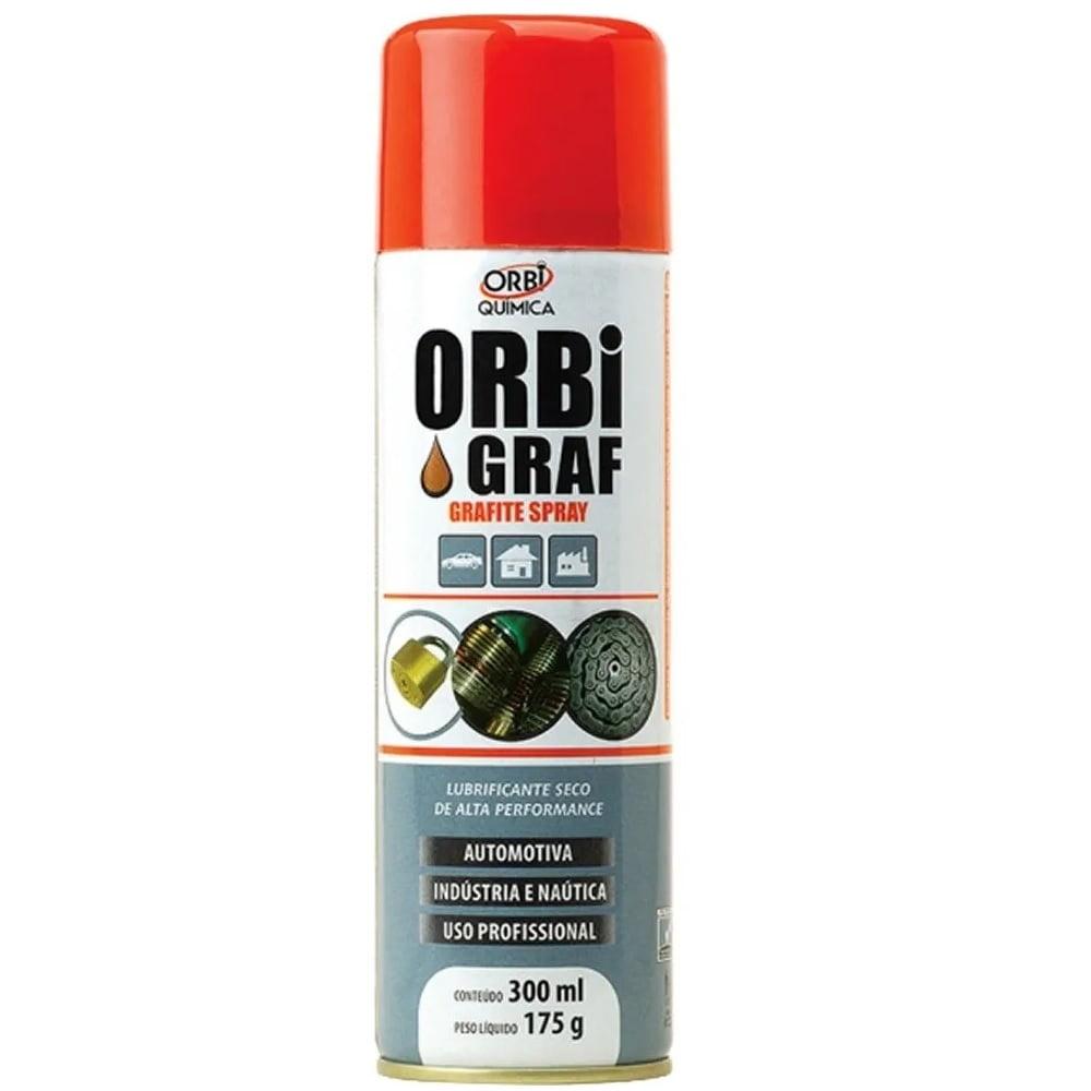 Grafite Spray Orbi Graf 300ml
