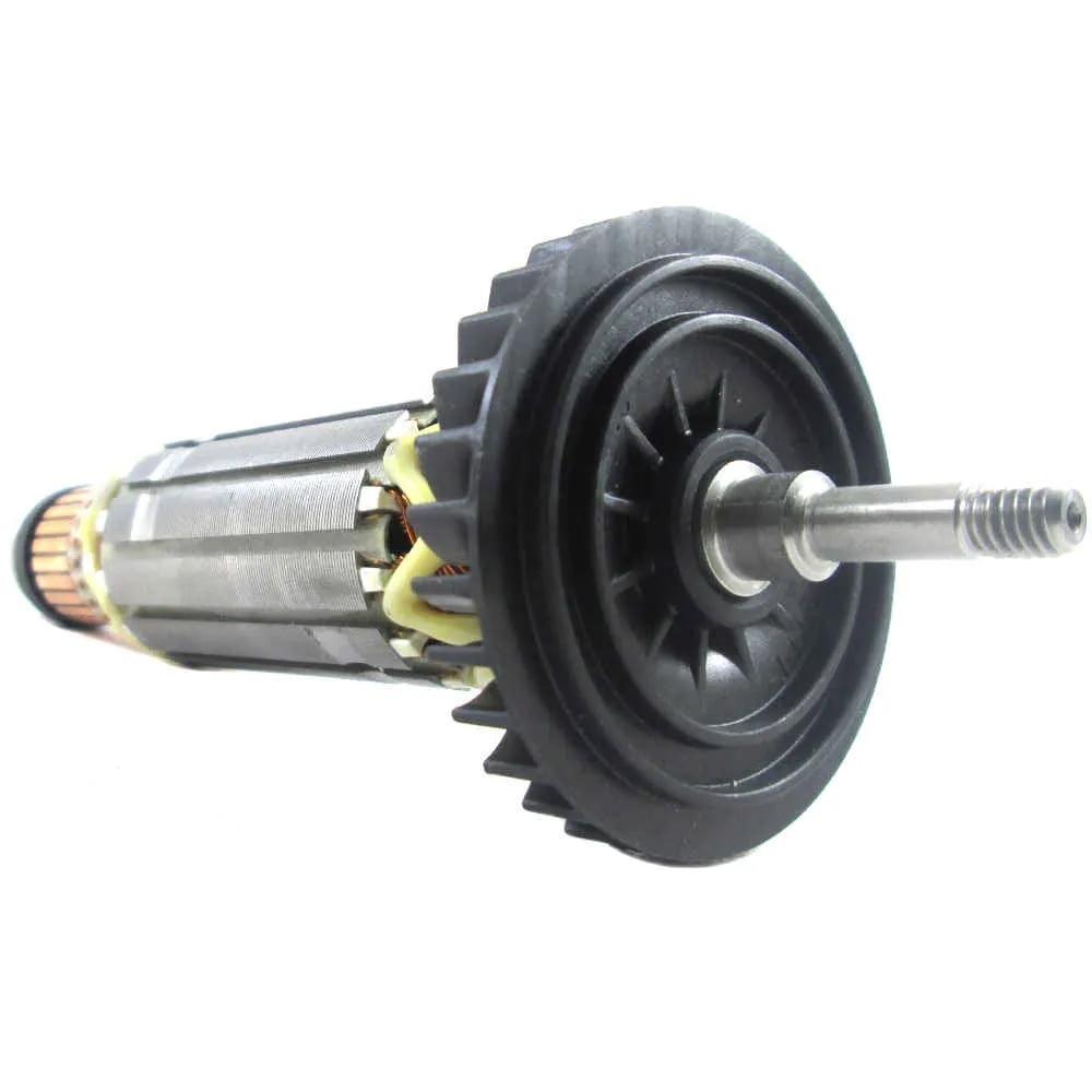 Induzido Rotor 127V para Esmerilhadeira NH9557  Makita - 515611-3