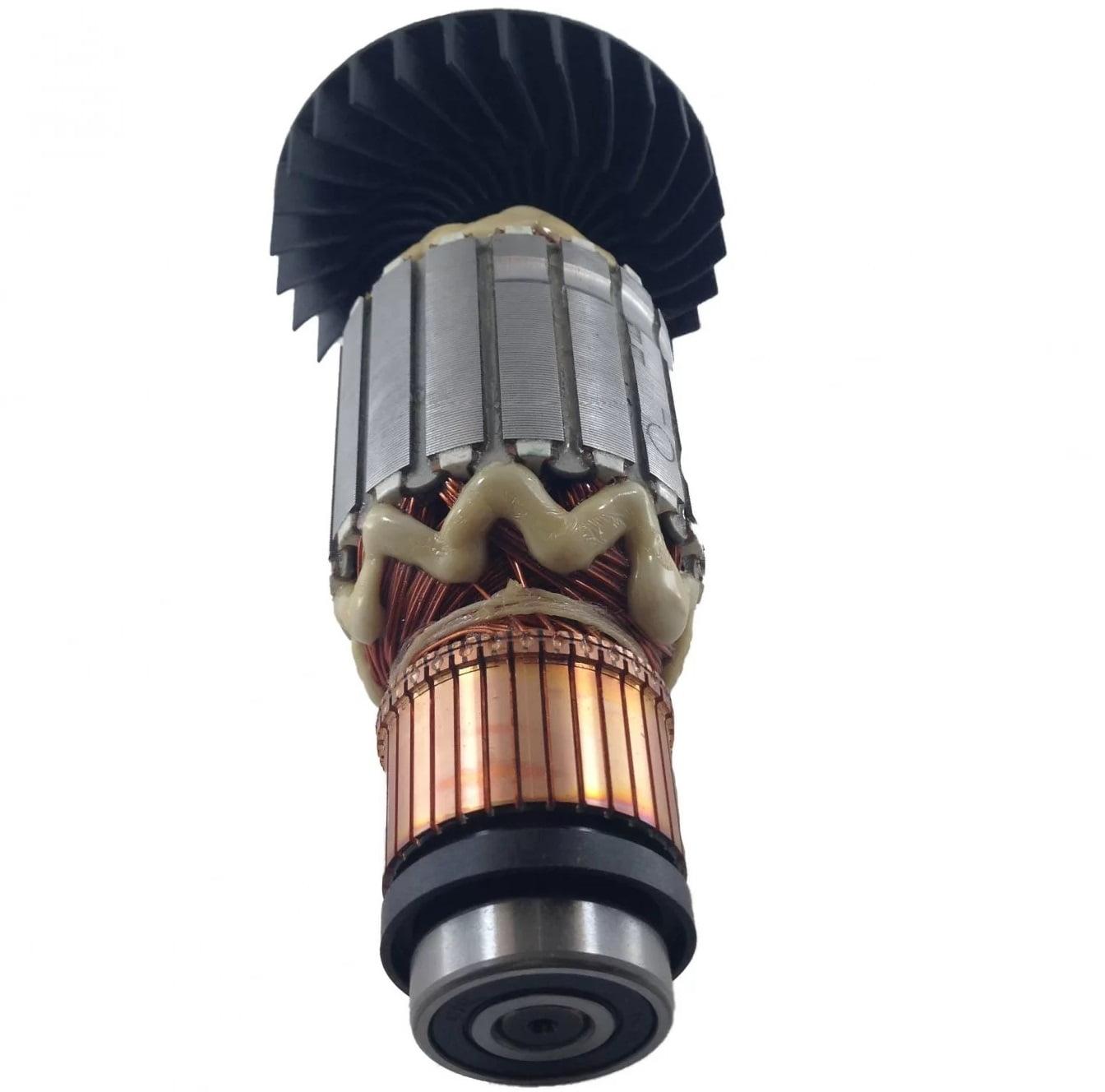 Induzido Rotor 220V para Esmerilhadeira Makita GA7020 - 517793-7