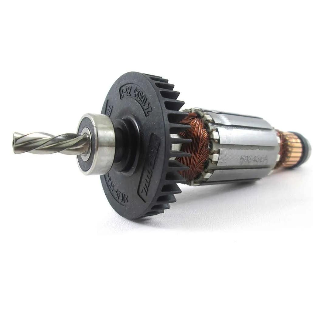 Induzido Rotor 220V para furadeira HP1630 Makita - 513438-5