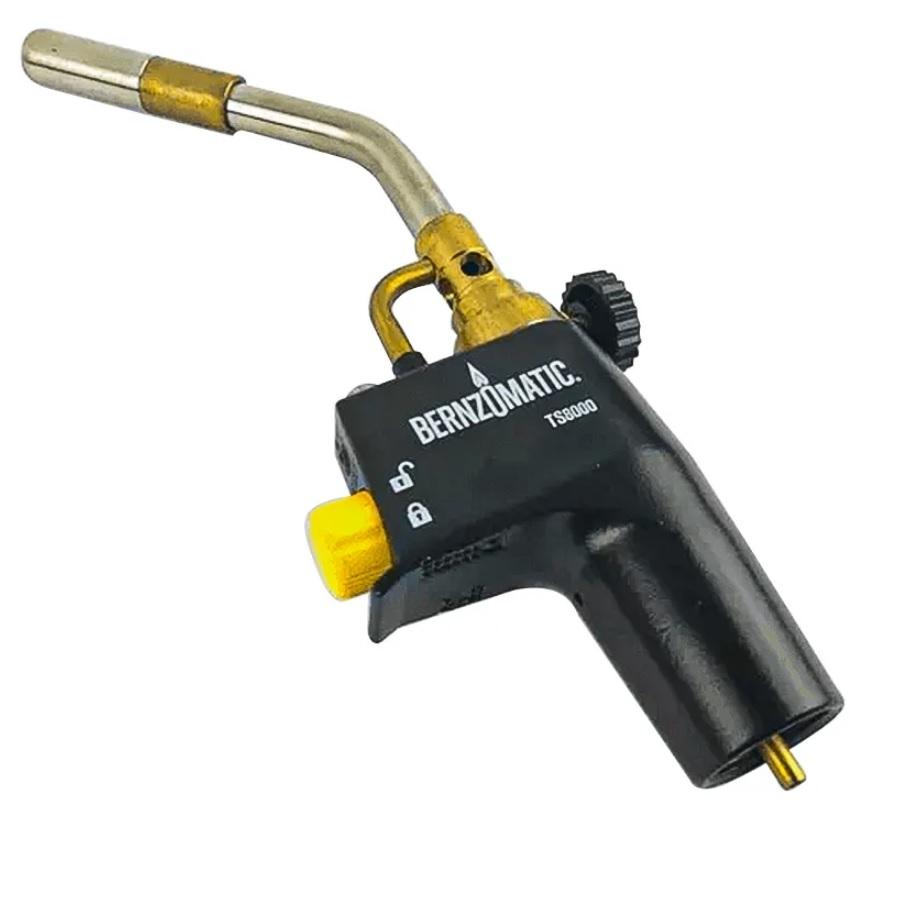 Maçarico Manual de Auto Ignição TS8000T Bernzomatic