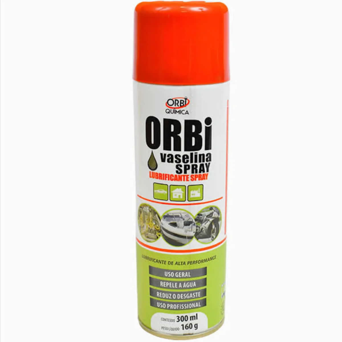 Vaselina Spray 160gr/300ml Orbi
