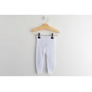 Calça Bebê Culote Branco Underware 100% Algodão