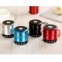 Caixa de Som Bluetooth Mini Speaker WS-887 Cores Sortidas