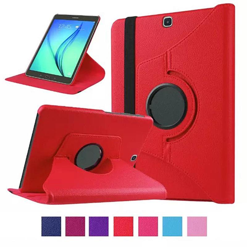 Capa Giratória 360 Colorida para Tablet Cores Sortidas