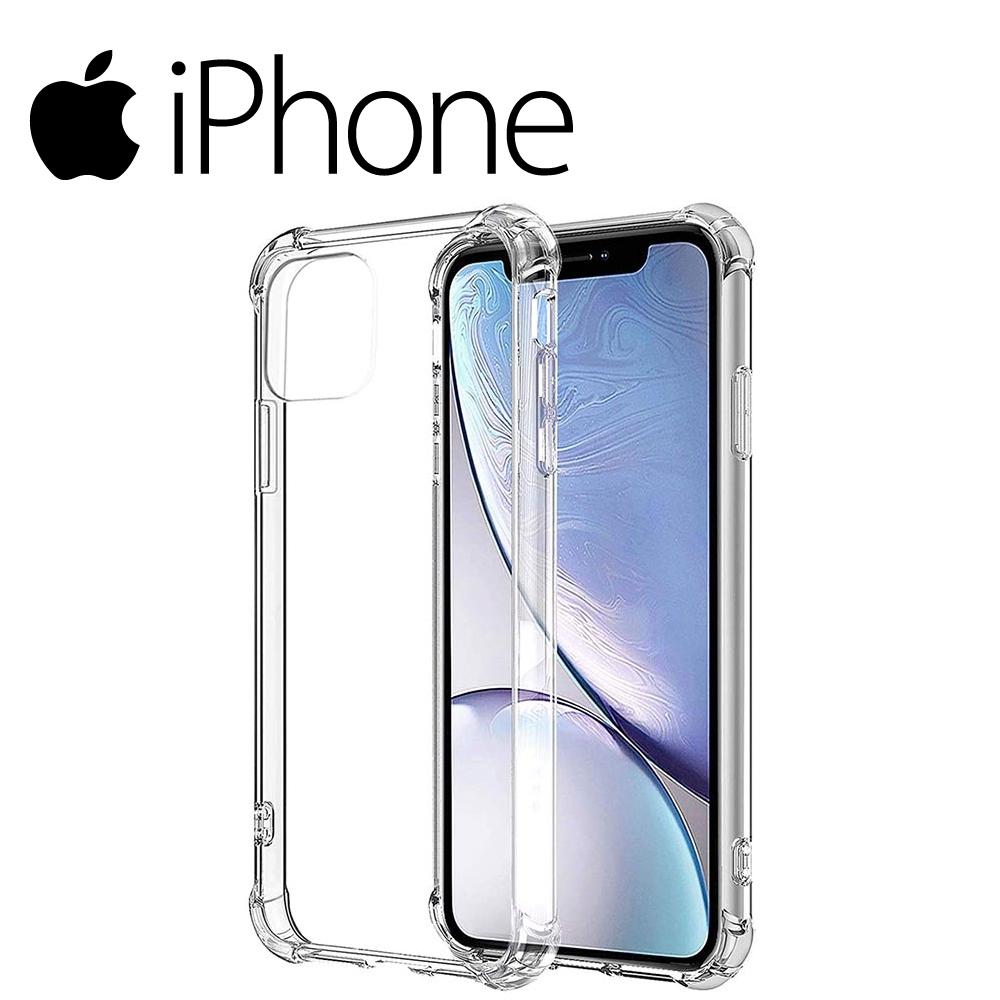 Capinha TPU Anti Impacto Transparente - Apple