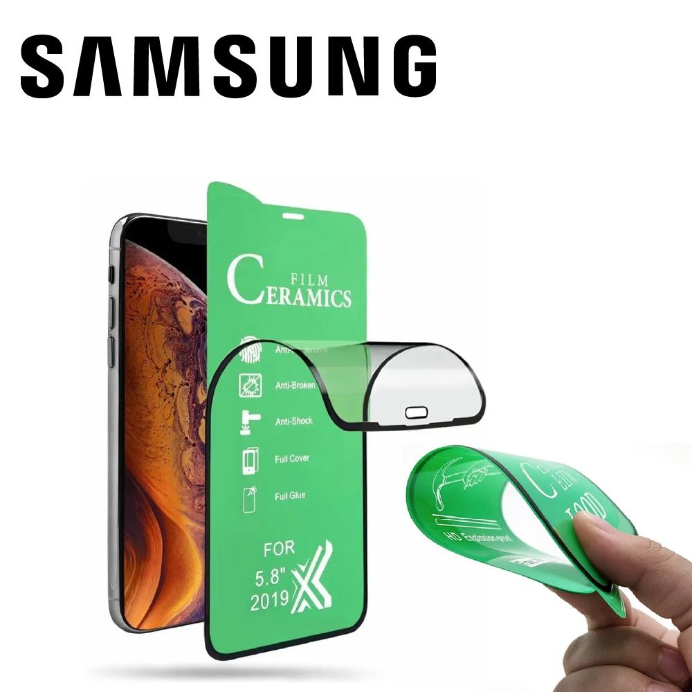 Película Nano Ceramic 9D - Samsung