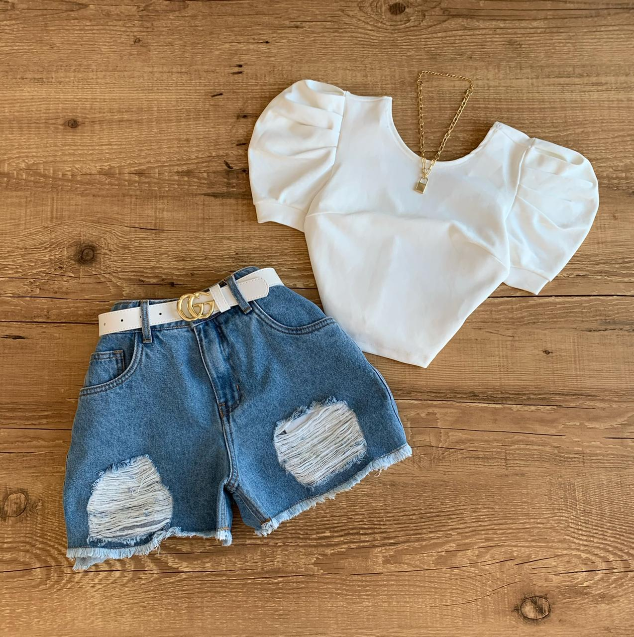 SHORTS JEANS SUMMER