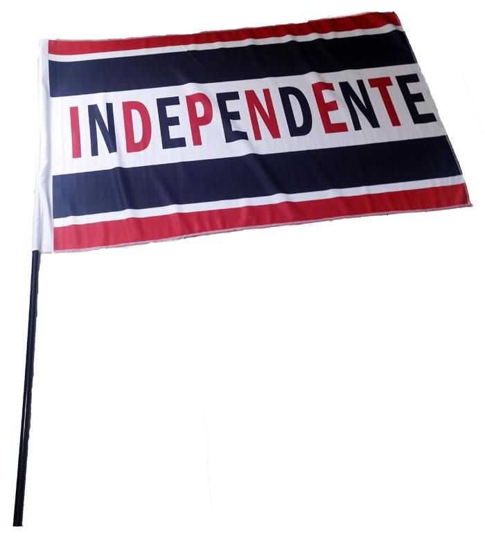 Bandeira Tricolor Torcida Independente 96x64