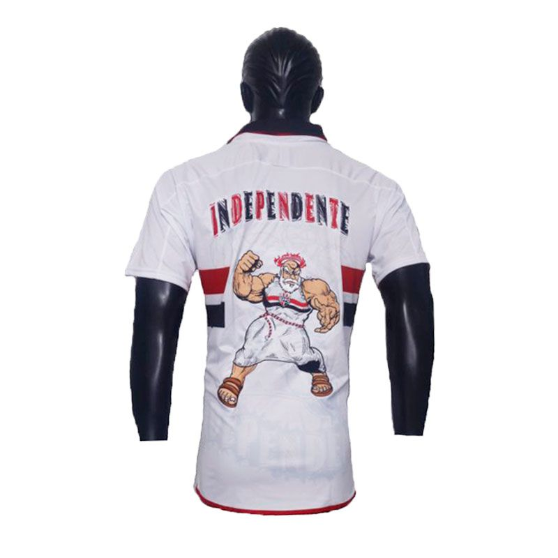 Camisa Bordada Tradicional