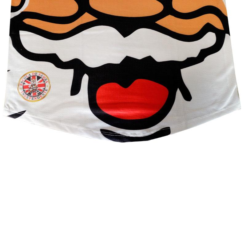 Camisa Face Vovo Mascote Escola de Samba Independente