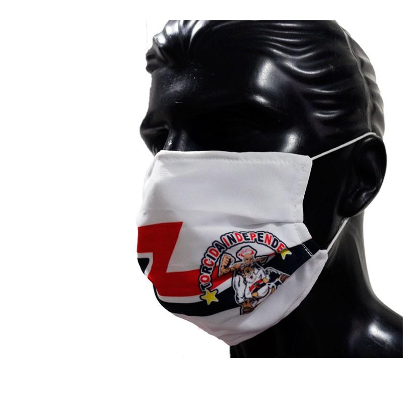 Mascara de Tecido Torcida Independente