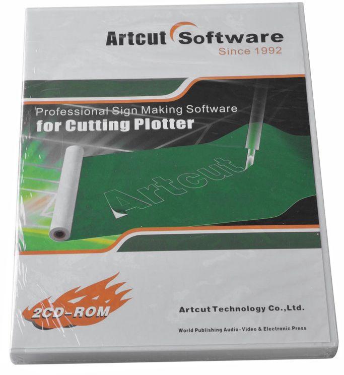 Plotter de Recorte Profissional GS-720 72cm Com Software Artcut