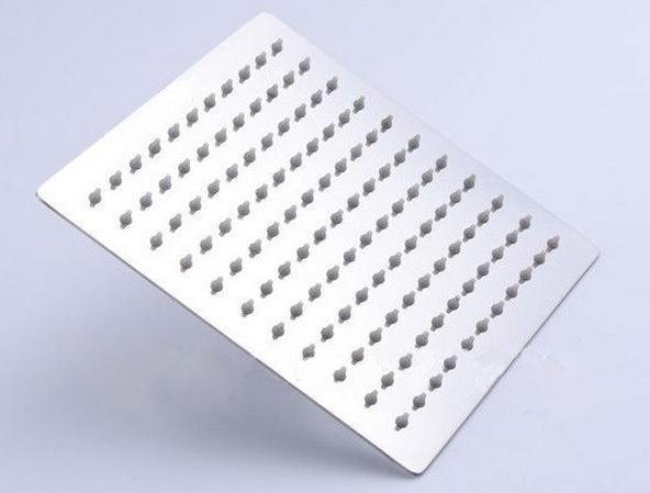 Ducha com LED Loomix P-002 Quadrada