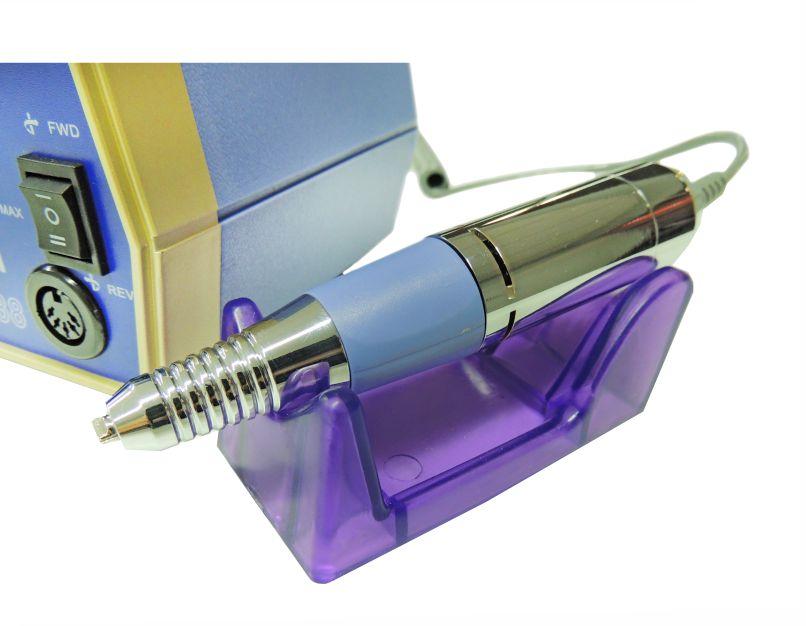 Lixadeira de Unha Eletrica Profissional Alta rotação 30.000 RPM Modelo TP- 288