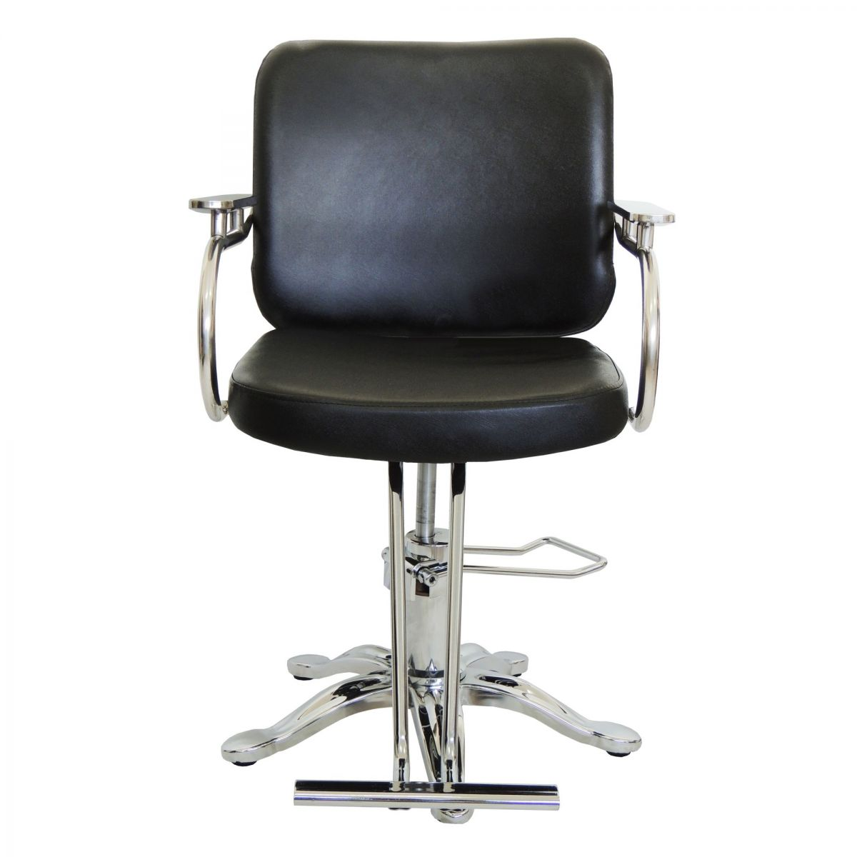 Cadeira Hidráulica de Salão em Couro PU PEL-2262