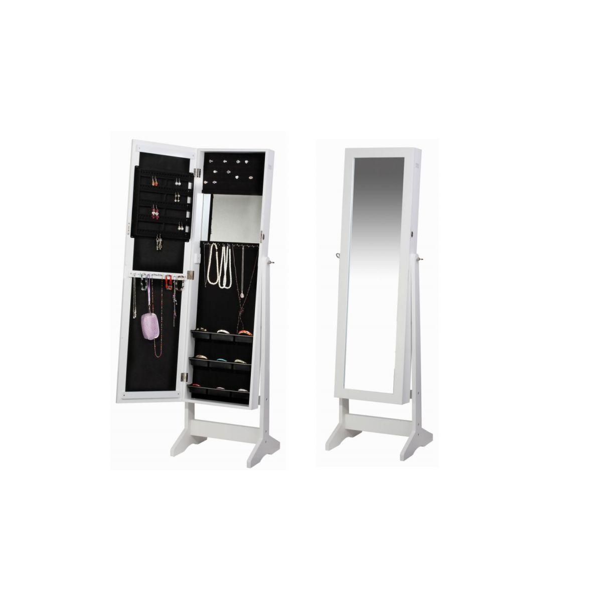 Espelho Armário Porta Joias e Acessórios  W6101