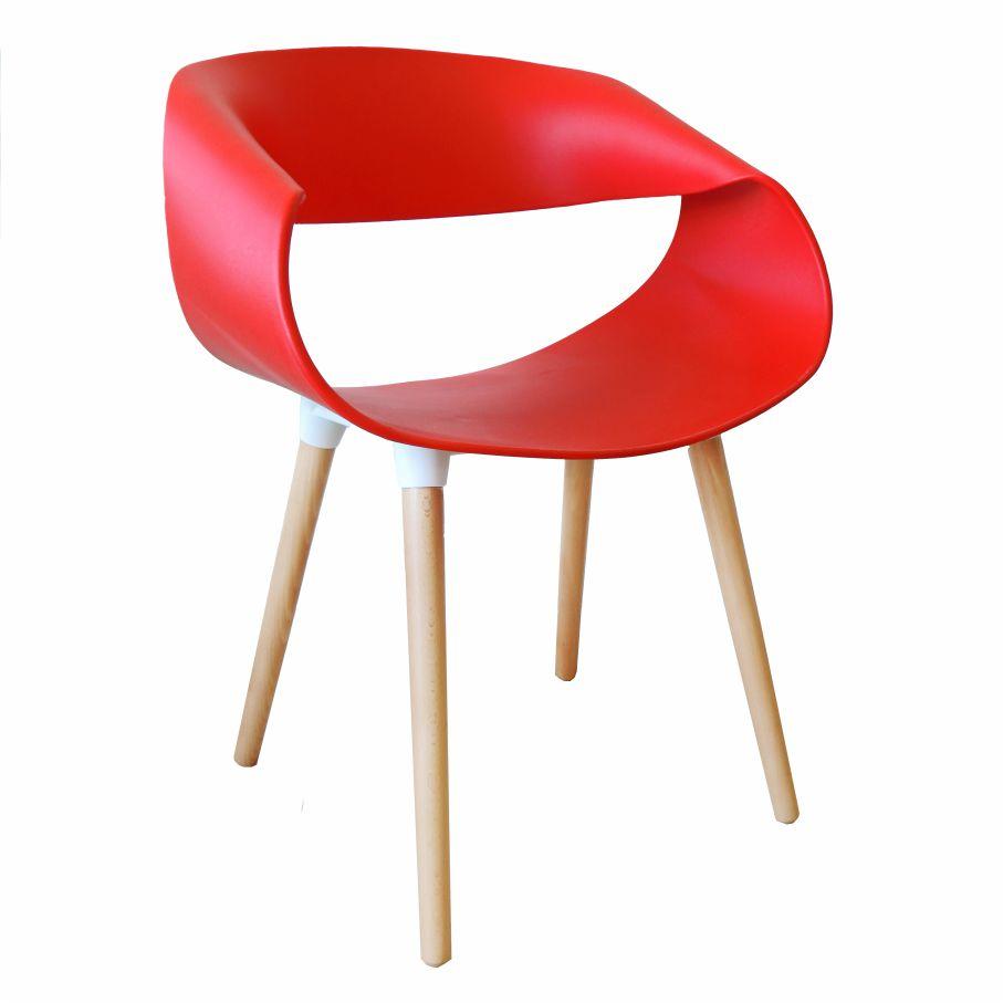 Poltrona Fixa Design Charles Eames Pelegrin PEL-191