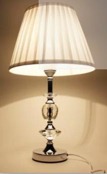Abajur Luminária Cristal Lux Pelegrin PEL-031