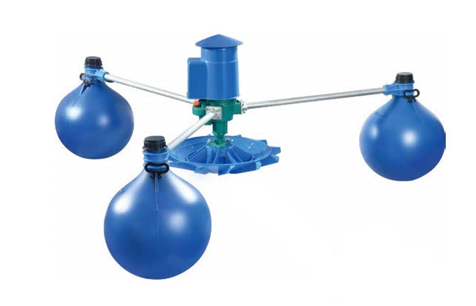 Aerador de Água para Piscicultura Pelegrin PEL-AE2C Trifásico 380V 2CV