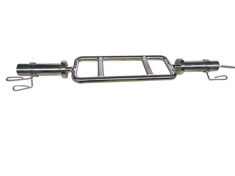 Barra H em Aço Maciço para Musculação Pelegrin  PEL-34BO Olímpica