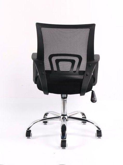 Cadeira de Escritório Diretor PEL-CR11 Preta - 91183
