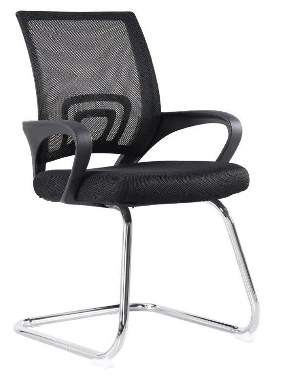 Cadeira de Escritório Interlocutor Pelegrin PEL-CR11/1 Preta