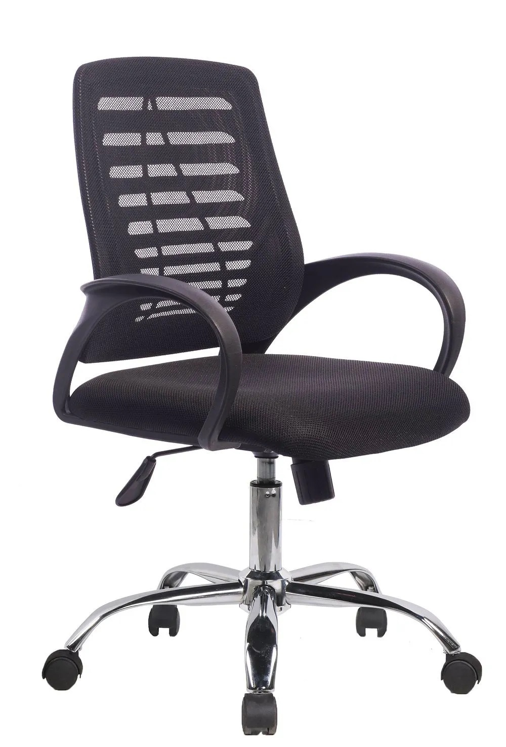 Cadeira Diretor PEL-1108 Tela Mesh Preta