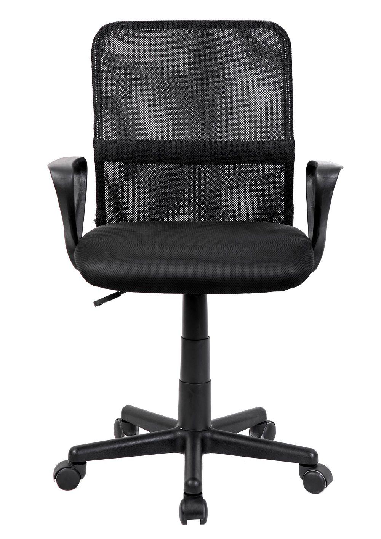 Cadeira Diretor PEL-1204 Tela Mesh Preta