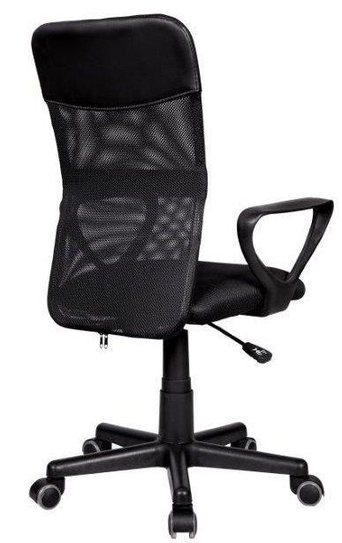 Cadeira Diretor Pelegrin PEL-0204 em Tela Mesh Preta
