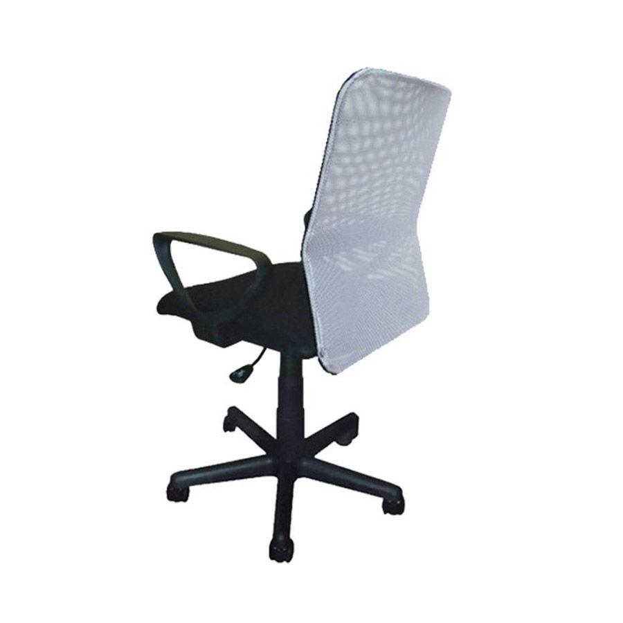 Cadeira Diretor Pelegrin PEL-9032 em Tela Mesh Acompanha Duas Capas Coloridas