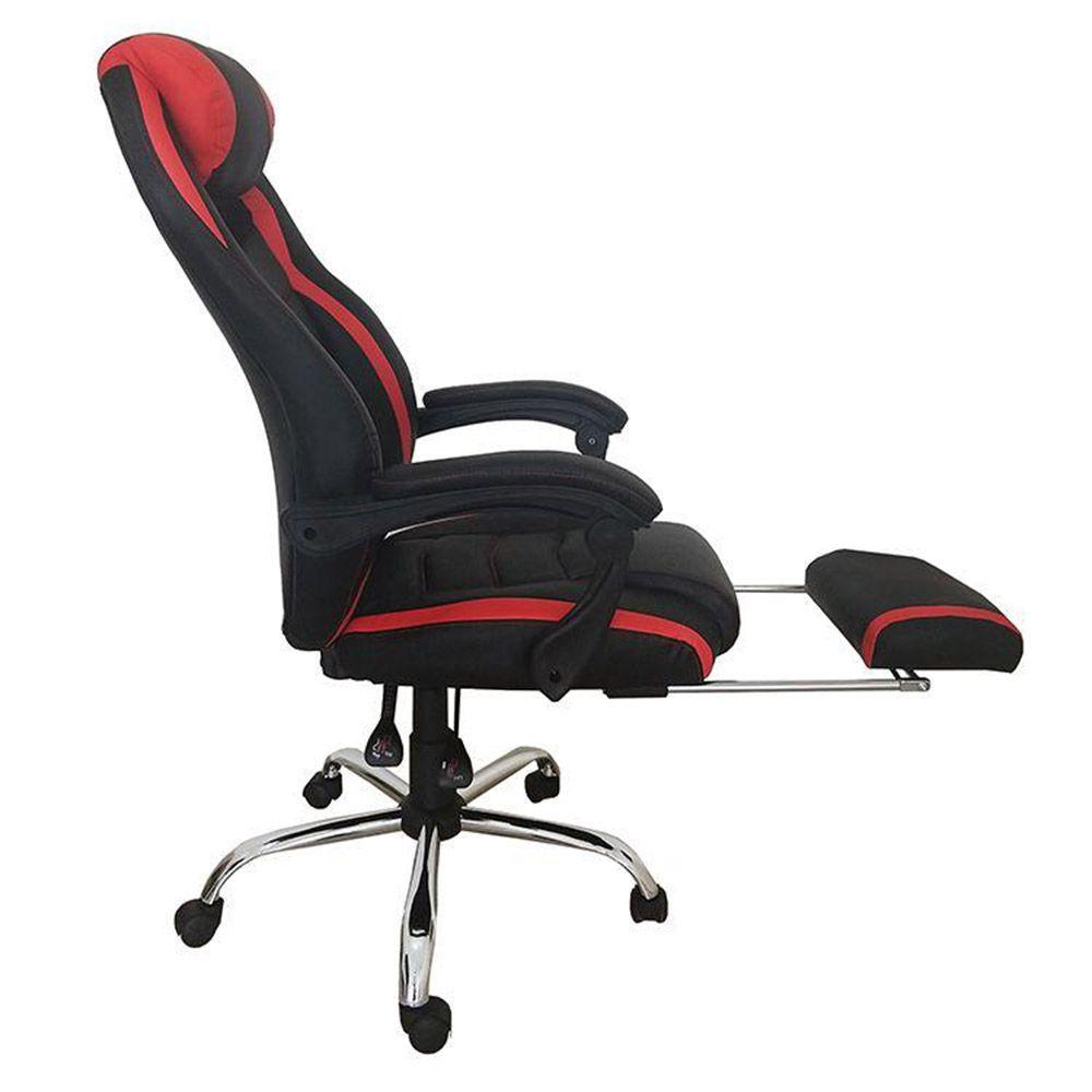 Cadeira GAMER em Couro PU Reclinável PEL-C215