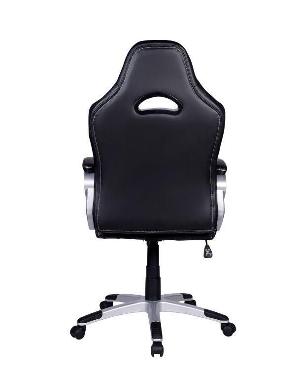 Cadeira Gamer Giratória Preta e Verde Legends - at.home