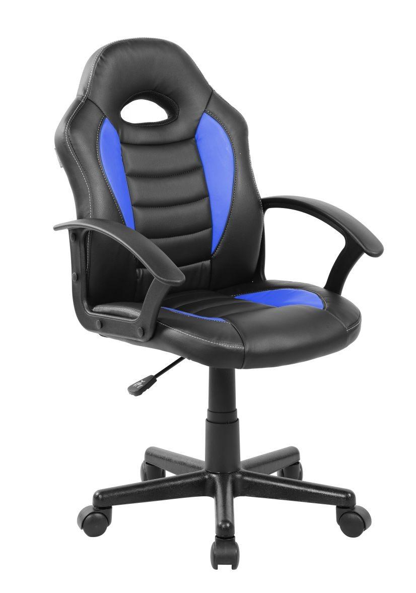 Cadeira Gamer Kids em Couro PU Colors Pelegrin PEL-9353