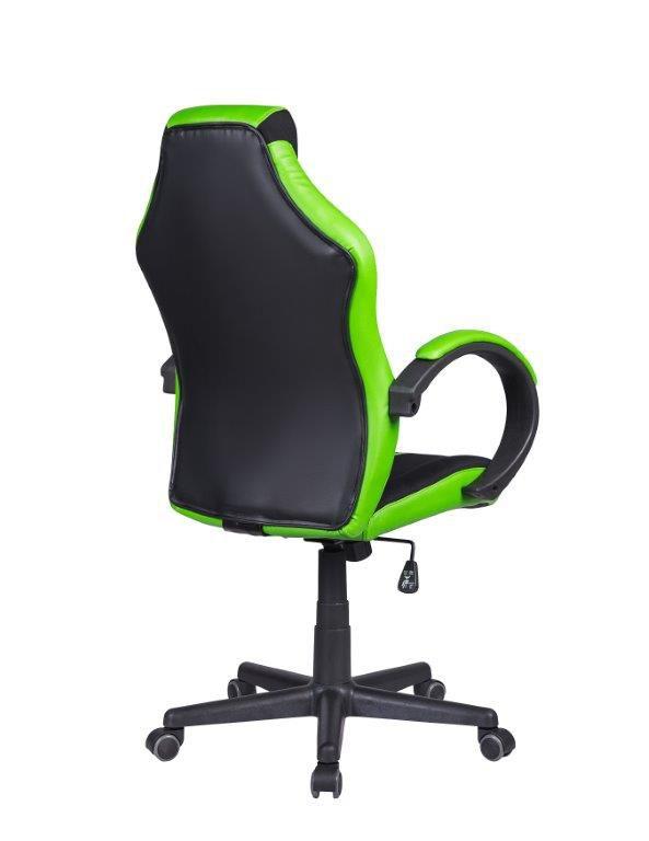 Cadeira Gamer Pelegrin PEL-3005 Preta e Verde