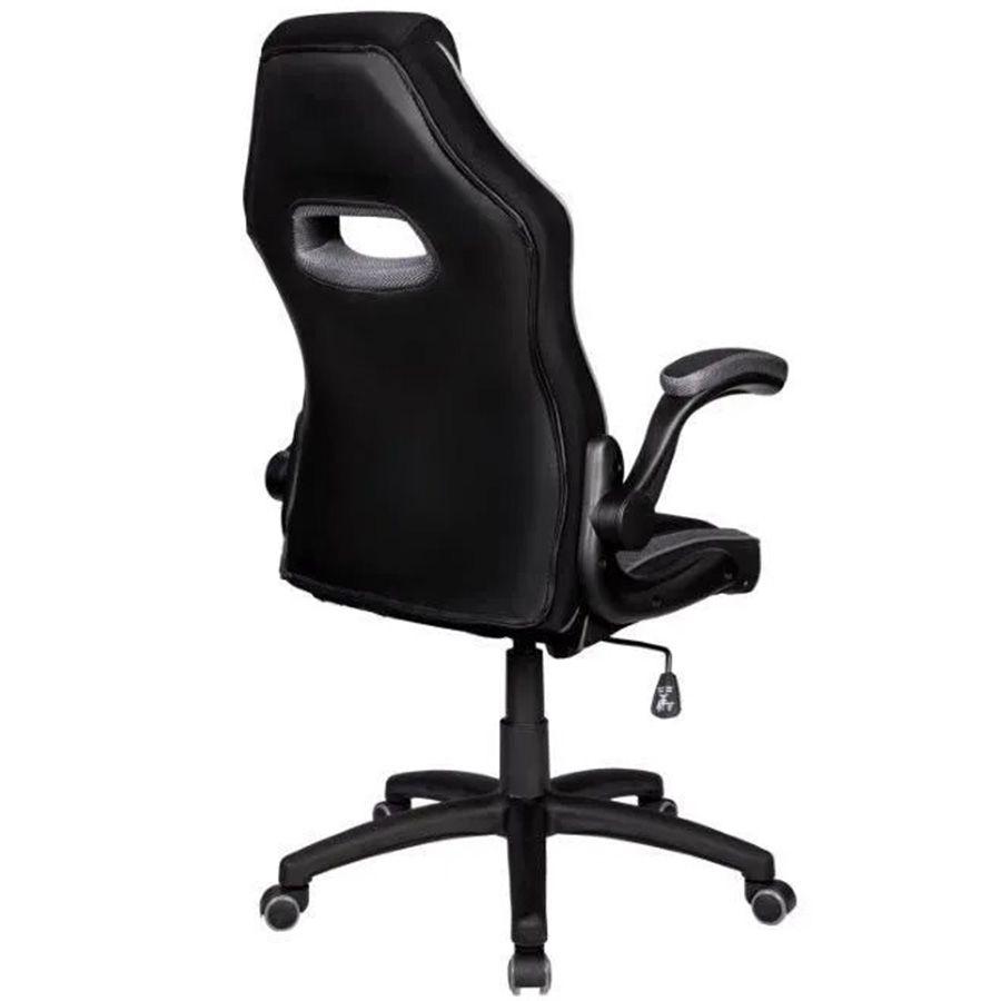 Cadeira Gamer Pelegrin PEL-3011 Preta e Cinza